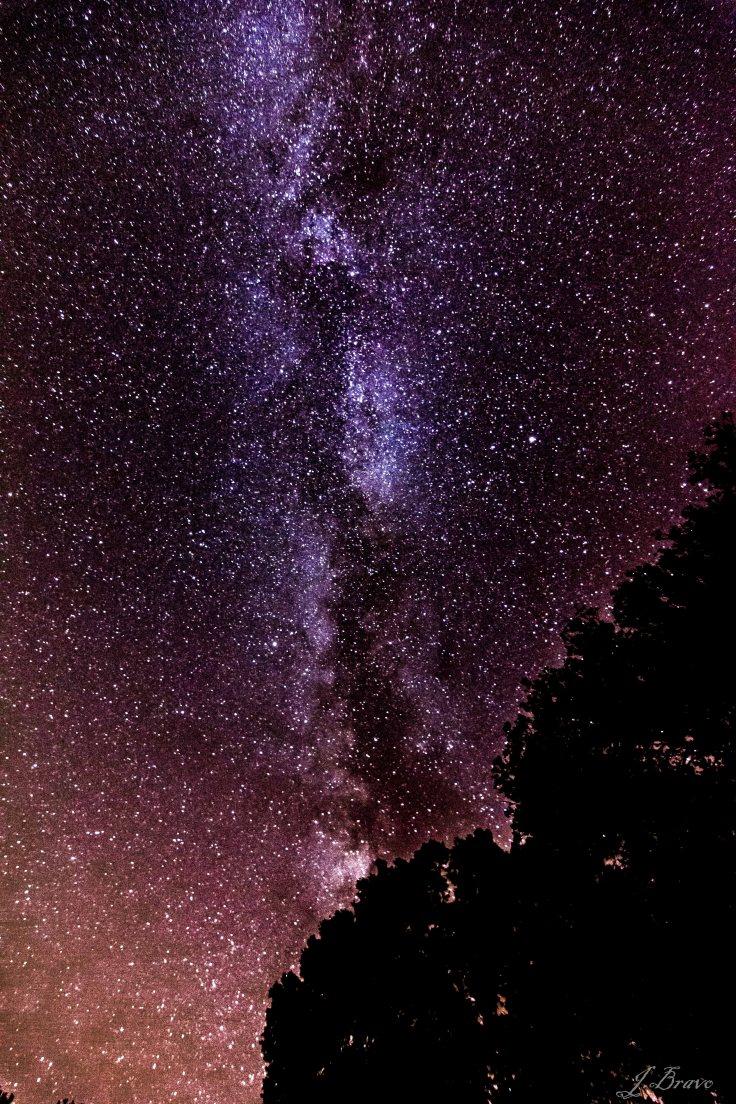 9. Vía Láctea en Samaniego
