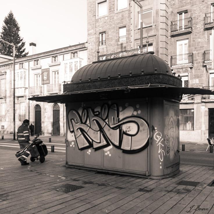 Kiosko El Prado BN