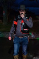El sheriff...