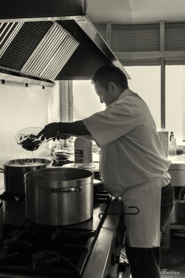 El Chef Txomin