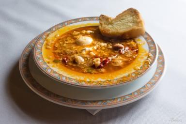 Sopa de San Blas